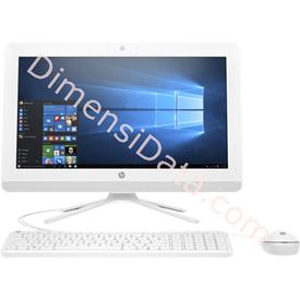 Jual Desktop PC All in One HP 20-C323D [3JT40AA]